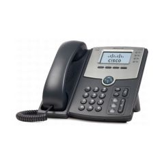 SPA504G Cisco IP phone Wired handset LCD