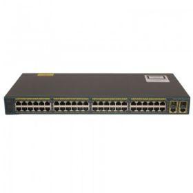 WS-C2960+48TC-S Cisco Catalyst 2960 Plus 48 port switch