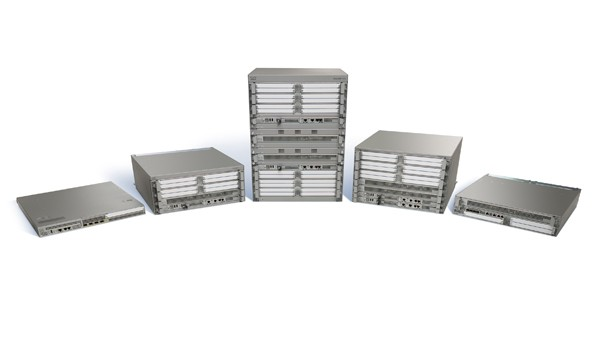 ASR 1000 routers