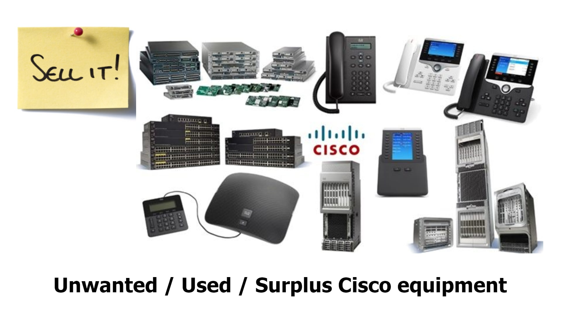 How to Dispose of Cisco Networking Equipment.