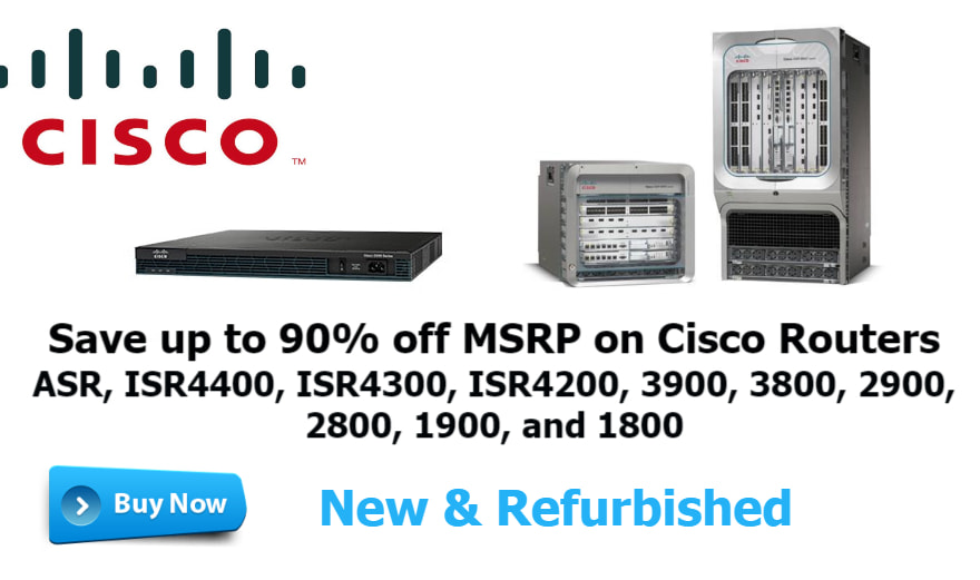 Buy Cisco router